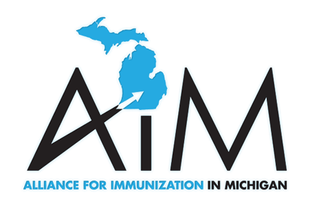 Alliance for Immunization in Michigan Logo