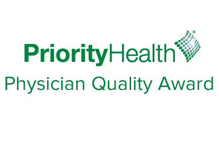 Priority Health Physician Quality Award